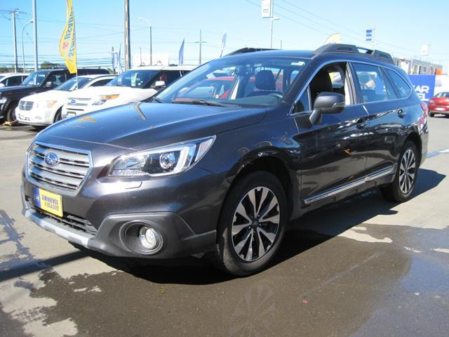 SUBARU OUTBACK  ALL NEW OUTBACK LTD 2.5I 2016