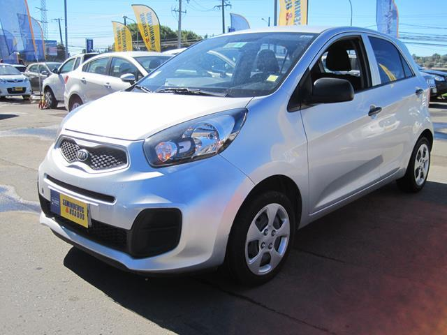 KIA MOTORS MORNING  MORNING LX 1.0 2015