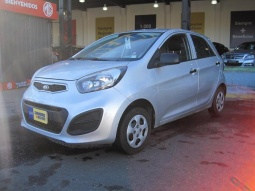 KIA MOTORS MORNING  MORNING LX 1.0 2013