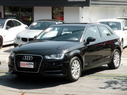 AUDI A3  1.2 ATTRACTION TFSI AUT 2015