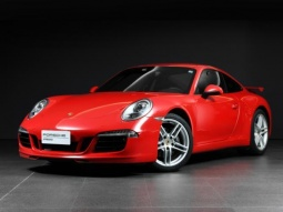 PORSCHE 911 CARRERA COUPE 991 2014