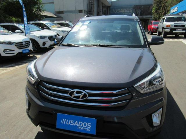 HYUNDAI CRETA GS 1,6 AT GLS 2AB ABS 2017
