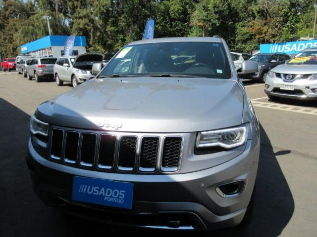 JEEP GRAND CHEROKEE  OVERLAND 5.7 AUT 2014