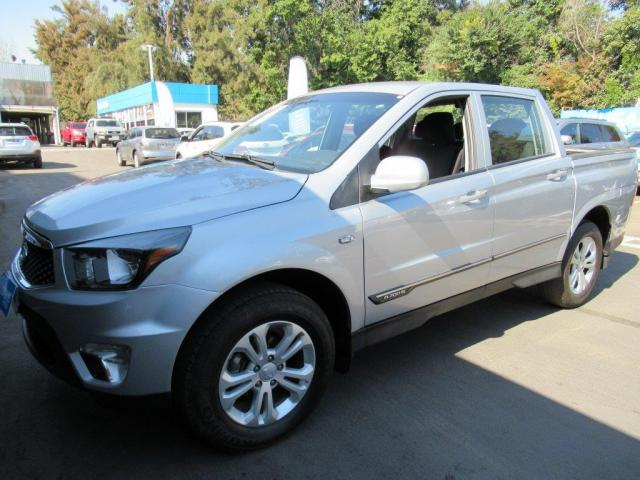SSANGYONG ACTYON  4X4 2.0 2016
