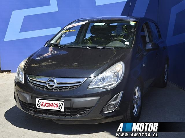 OPEL COMBO enjoy 2012