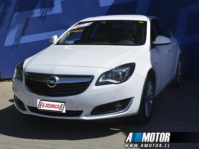 OPEL INSIGNIA  turbo 2016