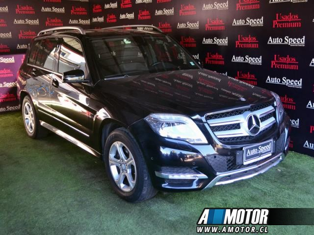 MERCEDES BENZ GLK CDI  4MATIC 2013