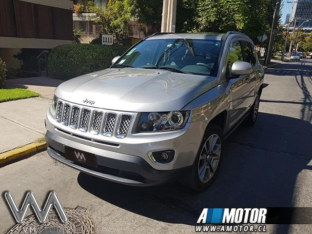 JEEP COMPASS  LIMITED 2.4 AT 4X4 2015