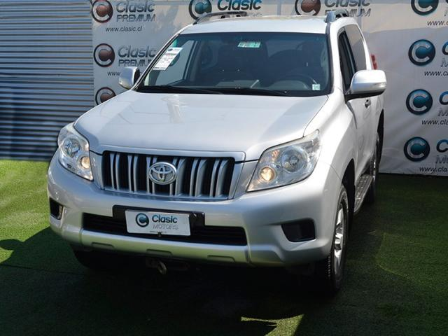 TOYOTA LAND CRUISER 2.7 CORTO 2012