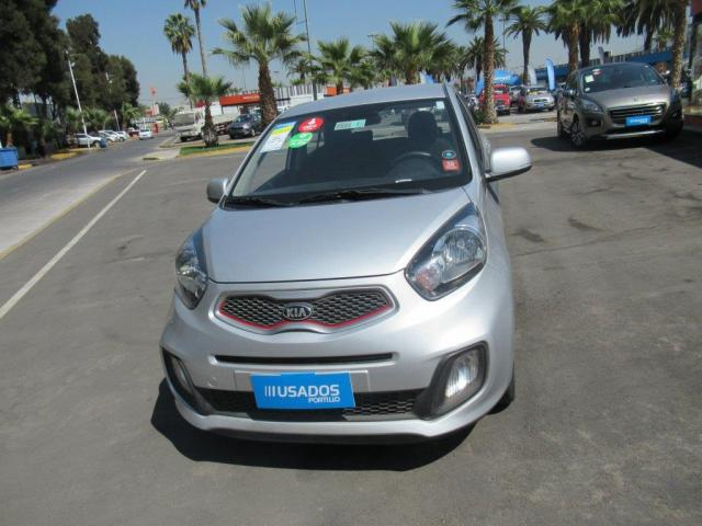 KIA MOTORS MORNING  EX 1.0 2015