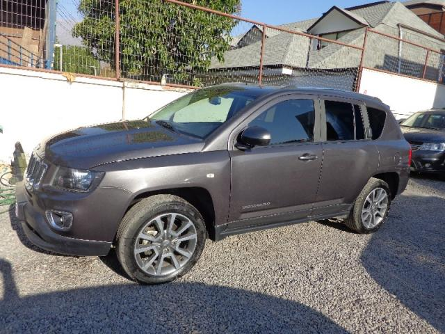 JEEP COMPASS  LIMITED 2.4 AUTOMATICA 4X4 2016