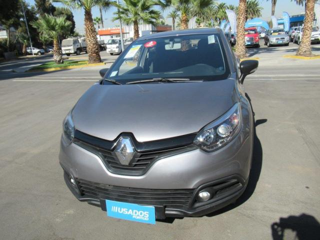 RENAULT CAPTUR AUTHENTIQUE 1.5 2016