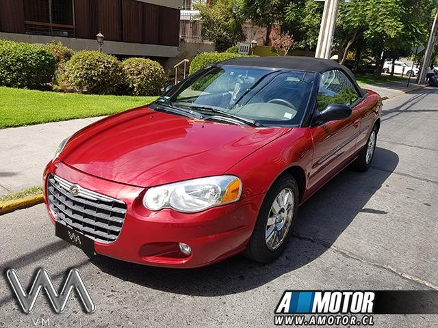 CHRYSLER SEBRING  Limited 2.7 Cabrio 2007