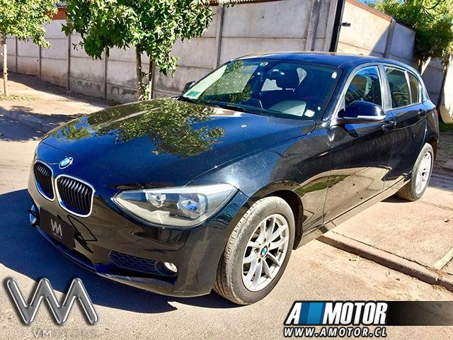 BMW 114 I BUSINESS 1.6T 2014