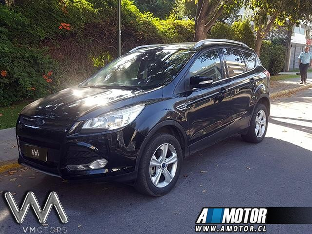 FORD ESCAPE  ECOBOOST 2.0 AT 4X4 2016
