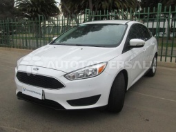 FORD FOCUS  4P SE MT 2016