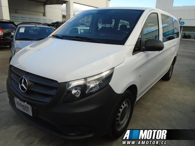 MERCEDES BENZ VITO TOURER 2017
