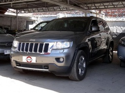 JEEP GRAND CHEROKEE  3.6 AUT LIMITED 4X4 TECHO PANORAMICO CUERO 2013