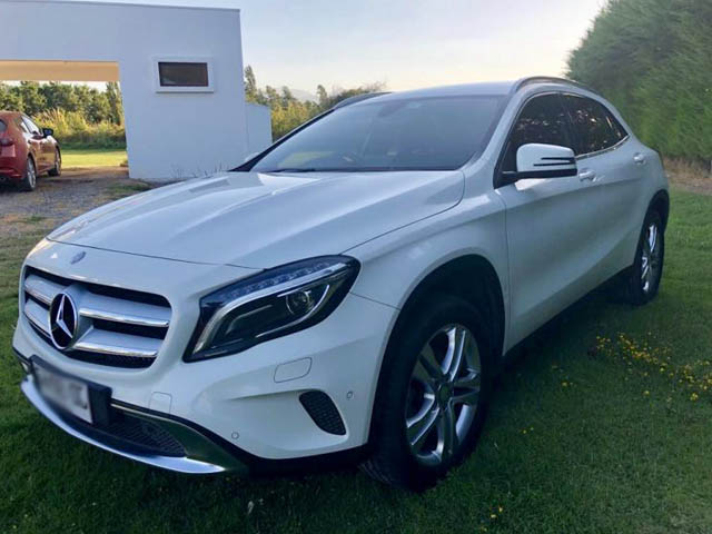 MERCEDES BENZ GLA 200 200 2017