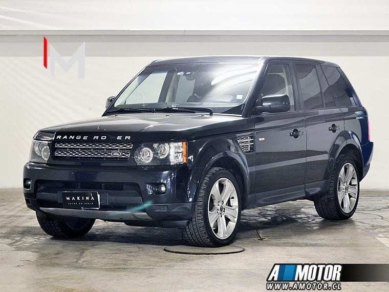 LAND ROVER RANGE ROVER SPORT 5.0 SUPERCHARGED OPORTUNIDAD 2012