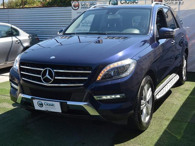 MERCEDES BENZ ML 350 3.0 ML 350 CDI 2015