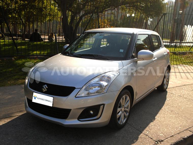 SUZUKI SWIFT  SWIFT 1.2 2015