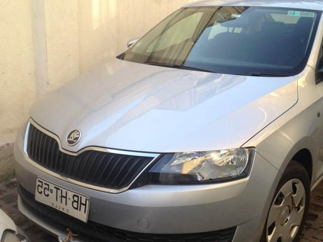 SKODA RAPID 1.2 TSI ACTIVE MT 2015