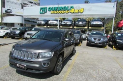 JEEP COMPASS  LIMITED 2.4 4WD 2014