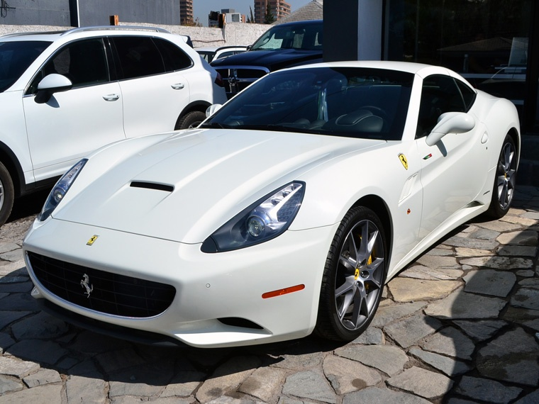 FERRARI CALIFORNIA   2014