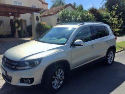 VOLKSWAGEN TIGUAN  FL HIGH. 2.0 TSI 4X4 AT 2014