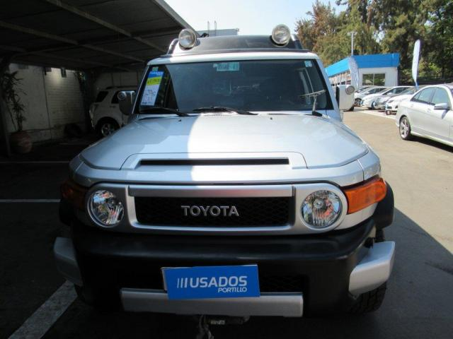 TOYOTA FJ CRUISER MT LIMITED 2008