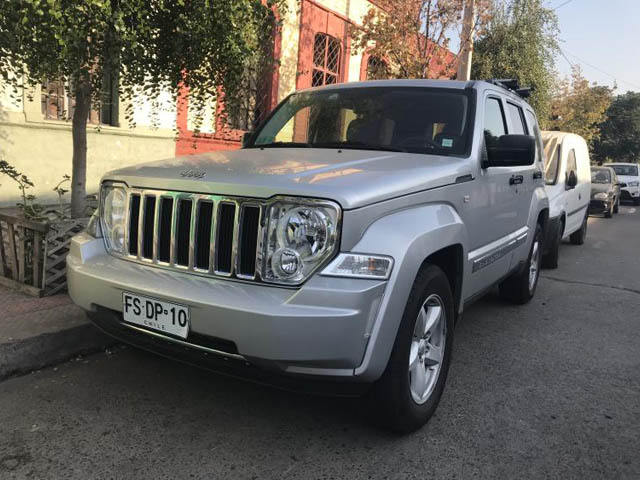 JEEP CHEROKEE cherokee limited 3.7 aut 2013 - Autos Usados