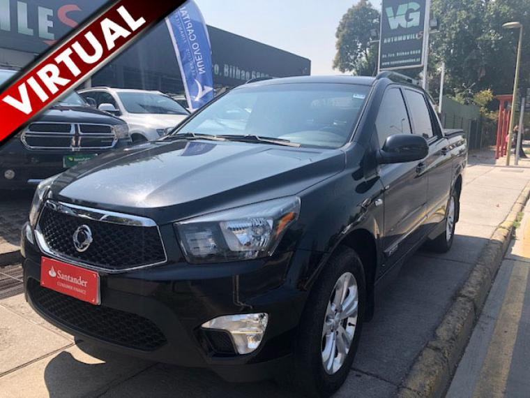 SSANGYONG ACTYON SPORT 4X2 AT 2016