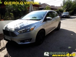 FORD FOCUS  2.0 TITANIUM POWER SHIFT 2016
