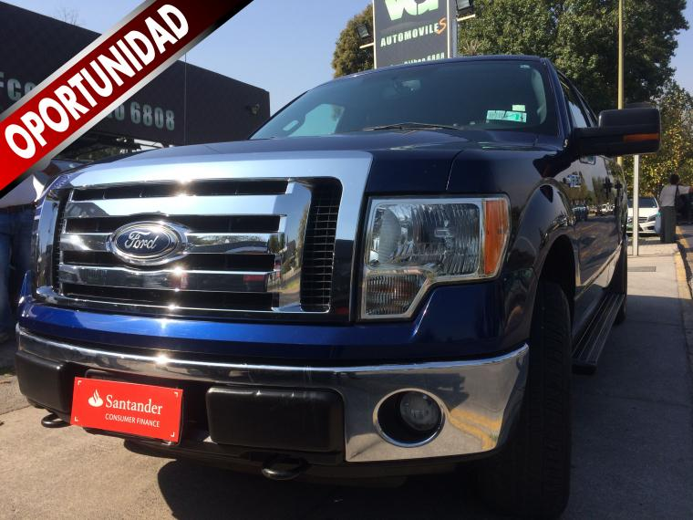 FORD F-150  XLT 4WD AT 5.0 2013