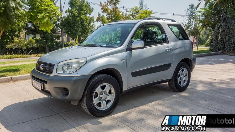 TOYOTA RAV4 ADVANTAGE 2.0 2006 - Autos Usados