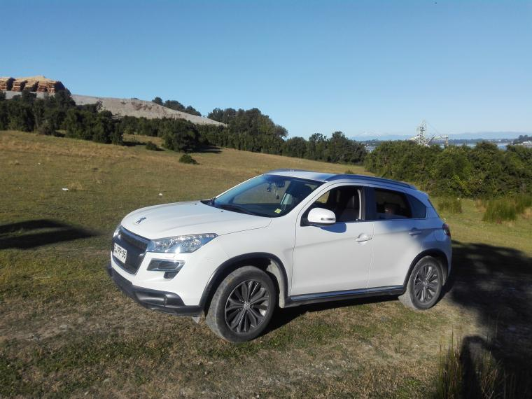 PEUGEOT 4008 ACTIVE 2.0 AT 2014