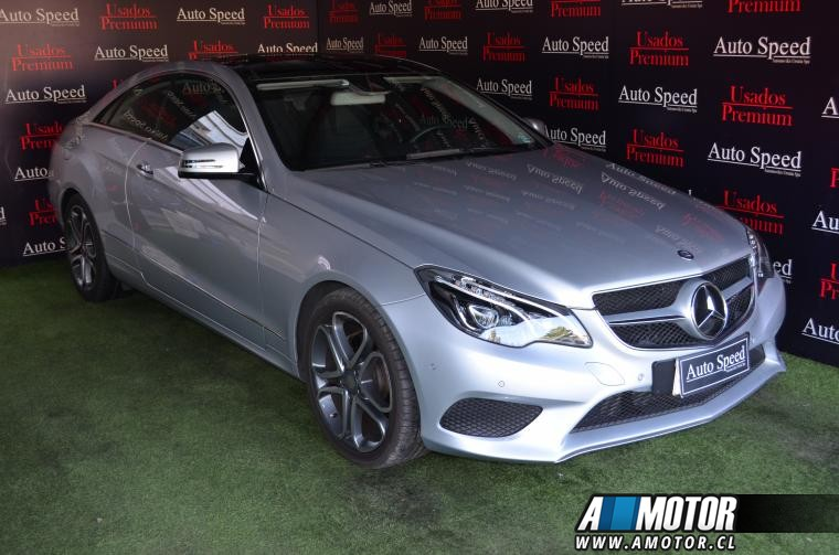 MERCEDES BENZ E 250 E 250 AUT COUPE 2015