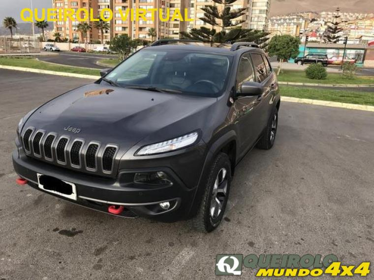 JEEP CHEROKEE  TRAILHAWK 3.2 AUT 4WD 2015