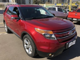 FORD EXPLORER  LIMITED 3.5 AWD 2013