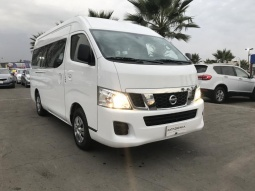 NISSAN NV350 S LONG 2.5 2017
