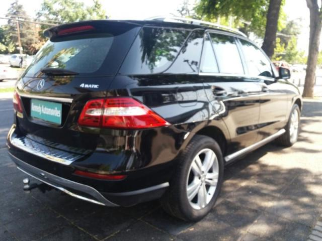 MERCEDES BENZ ML 350 3.5 Sport 201 HP 2014