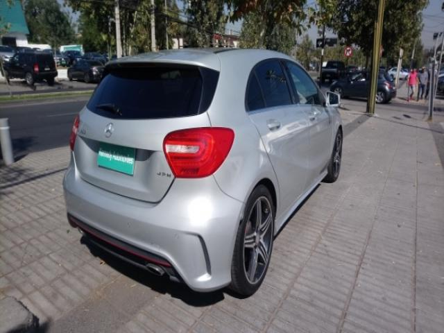 MERCEDES BENZ A 250  KIT AMG 2013