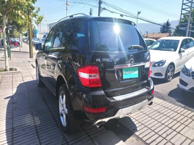 MERCEDES BENZ ML 350 3.5 BENCINA 2012