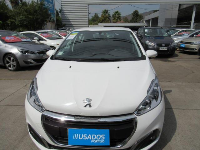 PEUGEOT 208 ACTIVE HDI 1.6 2016