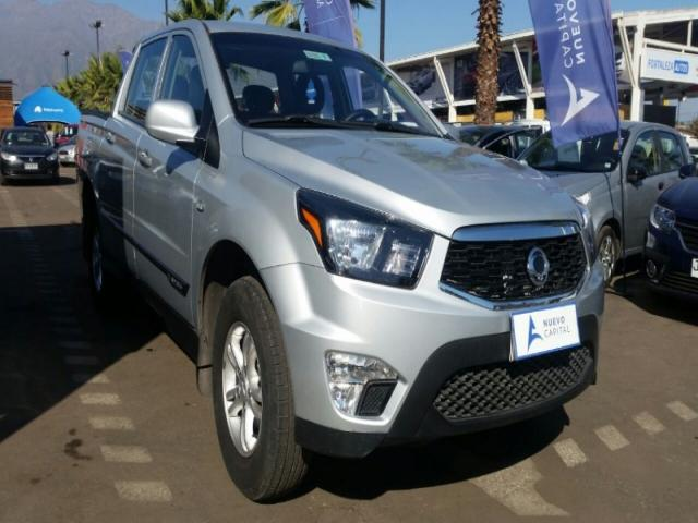 SSANGYONG ACTYON  2.2 2017