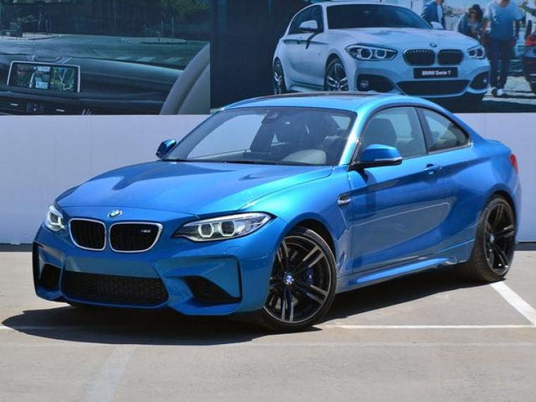 BMW M2 M COUPE 2017
