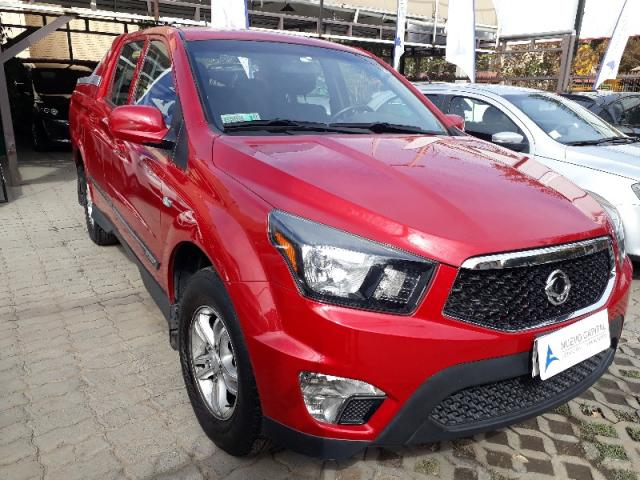 SSANGYONG ACTYON  4X2 2.0 AB ABS 2015