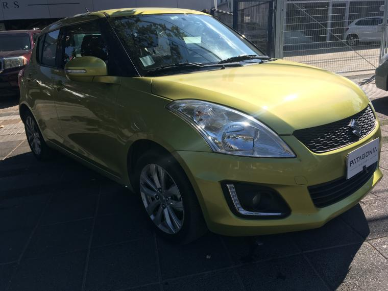 SUZUKI SWIFT  GLX HB 1.2 2015