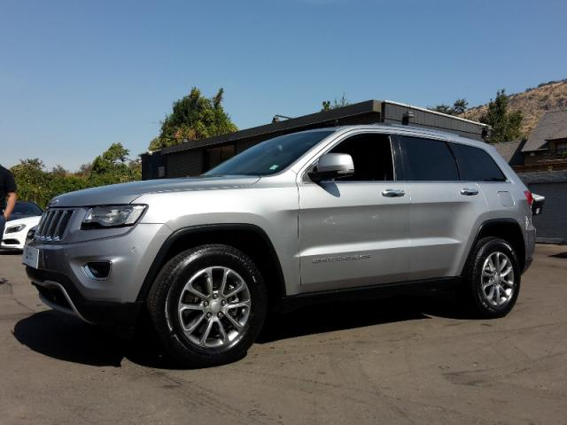 JEEP GRAND CHEROKEE  LIMITED 3.5 V6 4X4 2014